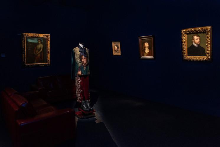 galeria nicolás cortés alta costura dolce gabanna