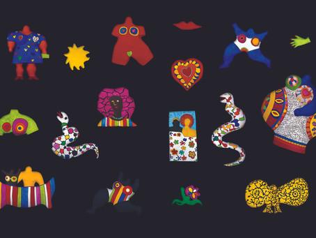 La Prairie anuncia el patrocinio principal de la exposición retrospectiva de Niki de Saint Phalle