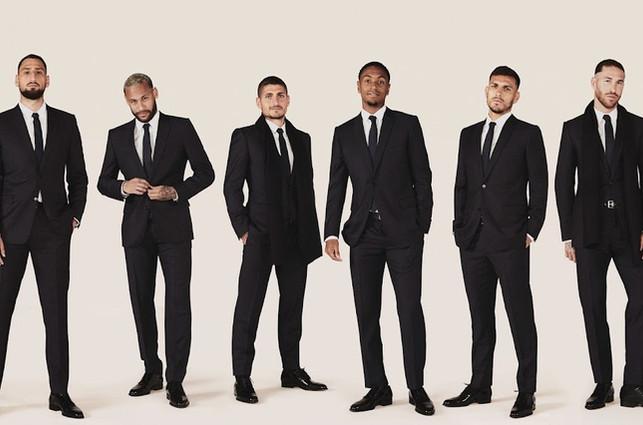Dior patrocinador del Paris Saint-Germain