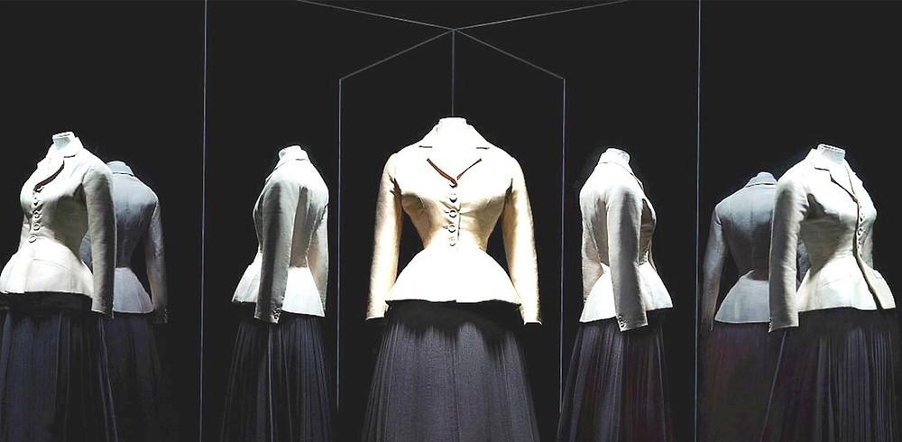 diseños icónicos de la marca de lujo christian dior