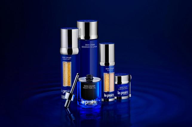 La Prairie presenta Skin Caviar Nighttime Oil
