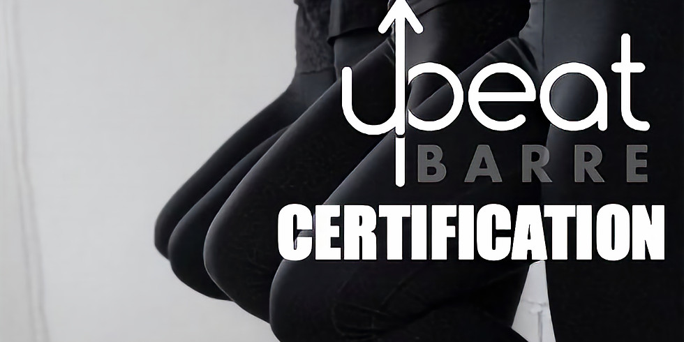 Temple, Texas UpBeat Barre Certification Training