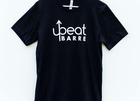 UpBeat Barre Black Tee