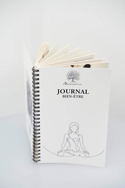 Journal d'écriture structurée - Version IMPRIMÉE