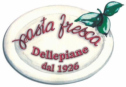 Pasta fresca Dellepiane acquerello basilico piatto