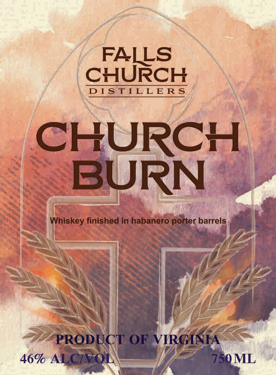 Church Burn Whiskey