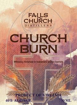 Church Burn Whiskey