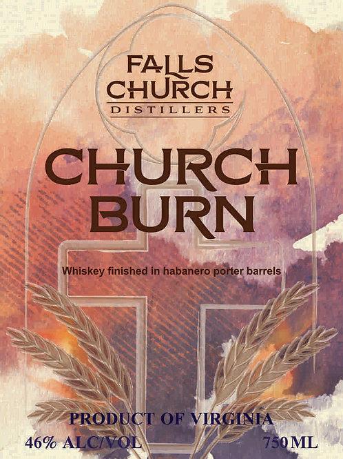 Church Burn