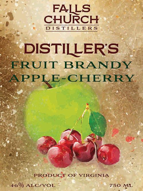 Distiller's Apple Cherry Brandy