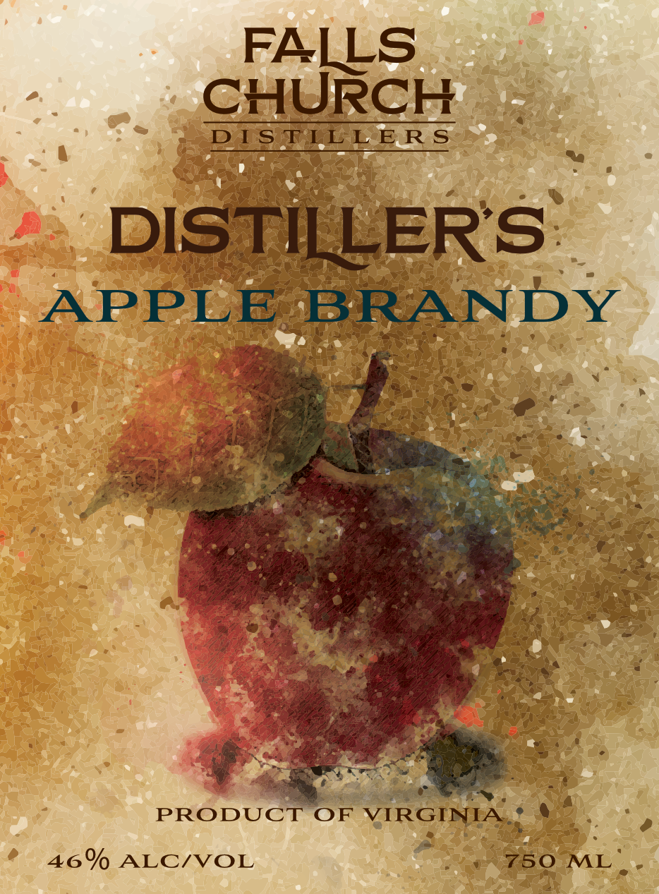 Distiller's Apple Brandy