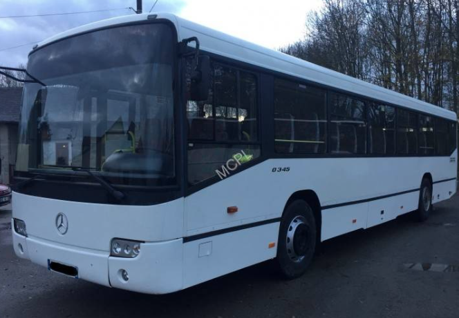 Bus scolaire KIS Goma
