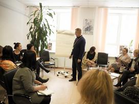 В ВЕКТОРе стартовал первый очный курс для тренеров - конструкторов