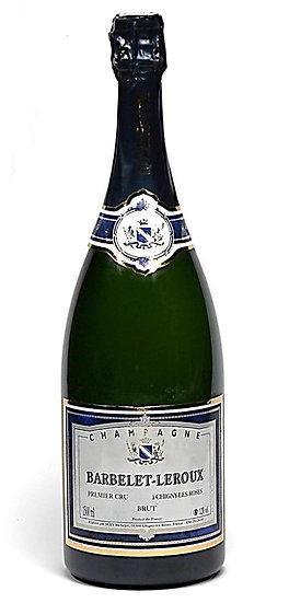 Champagne  Barbelet-Leroux - Brut Premier Cru (Magnum)