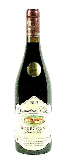 2017 - Domaine Chêne - Bourgogne Pinot Noir AOC (6er Kiste)