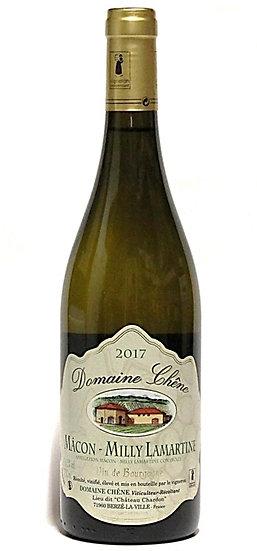 2017 - Domaine Chêne - Mâcon  Milly-Lamartine AOC (6er Kiste)