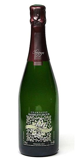 Champagne  Barbelet-Leroux - Brut Premier Cru (6er Kiste)
