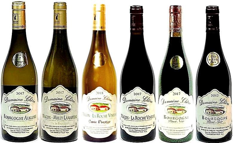 Probierpaket 2: Bourgogne
