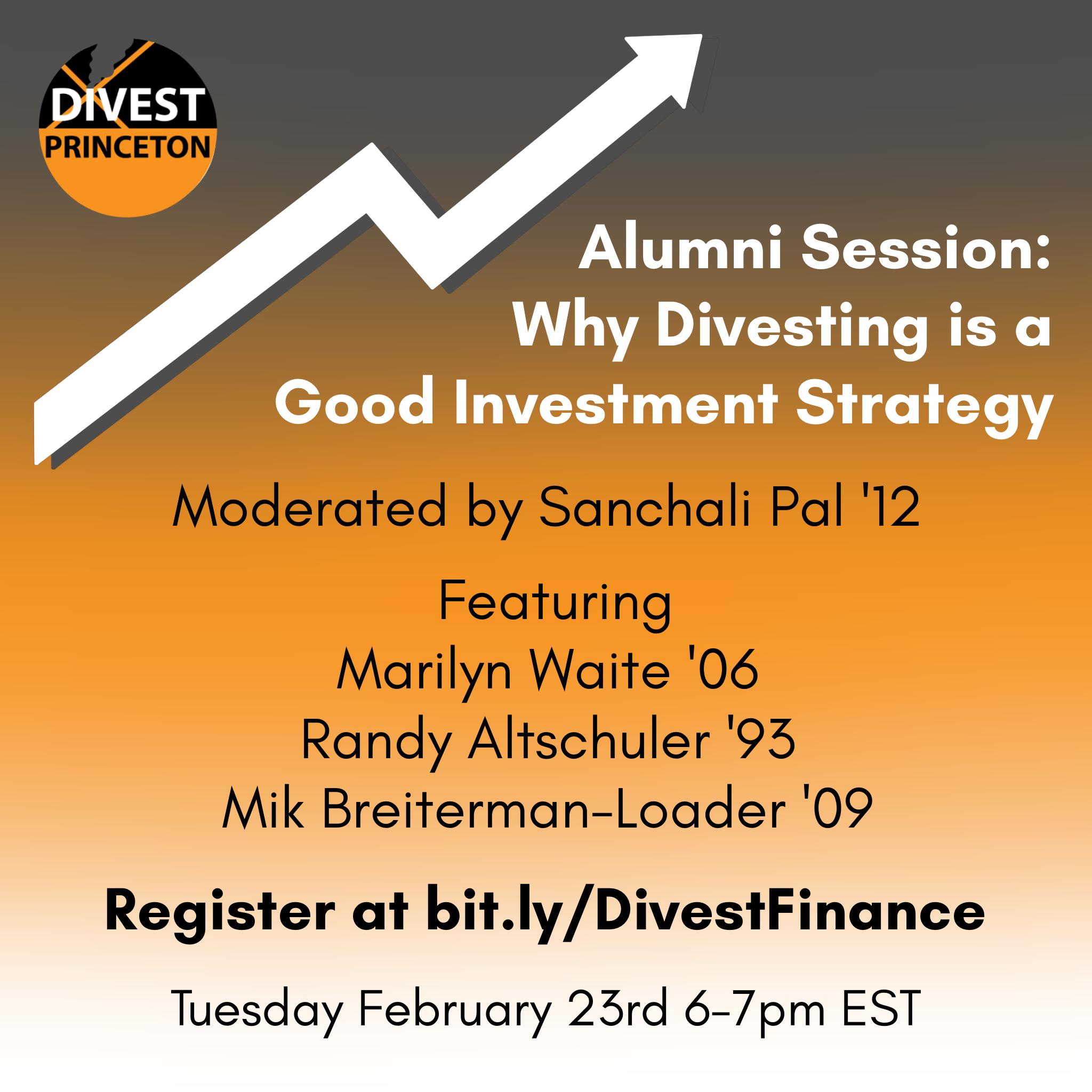 Divest Finance Talk