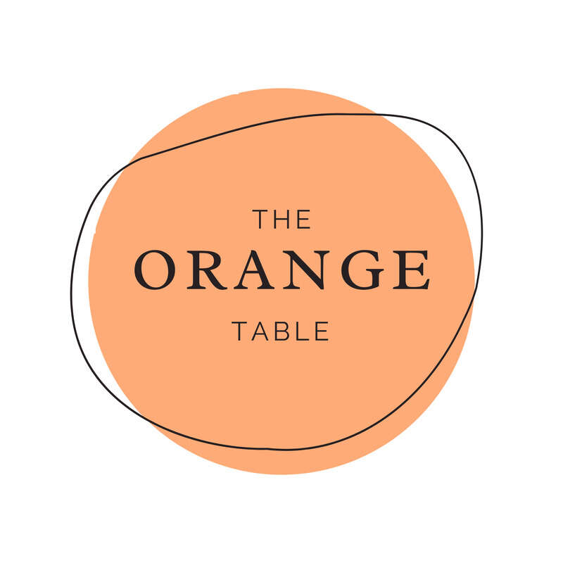The Orange Table