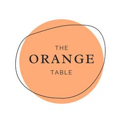 The Orange Table