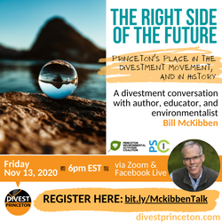 Bill McKibben: The Right Side of the Future