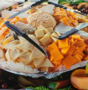Chaplin Catering Cheese Tray