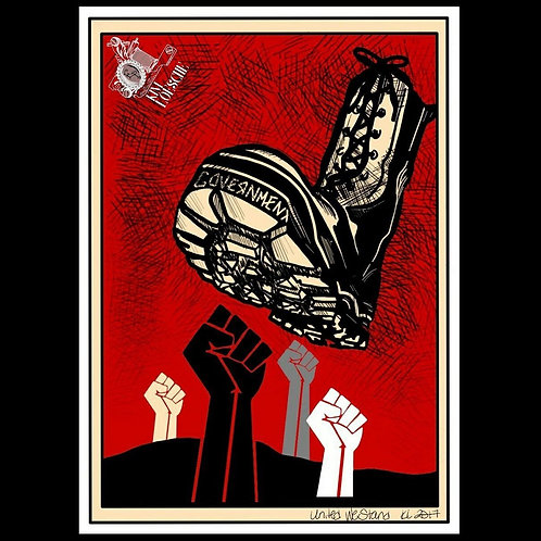 Unity in Resistance Print
