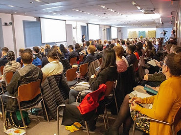 attendees at 2019 AE Symposium