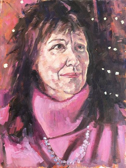 Portrait of Jill Nalder