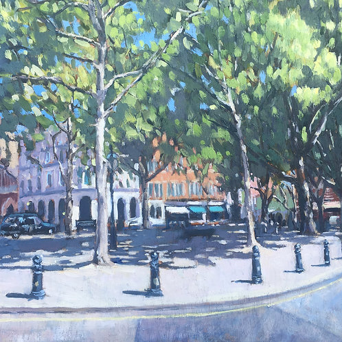 Summer in Sloane Square