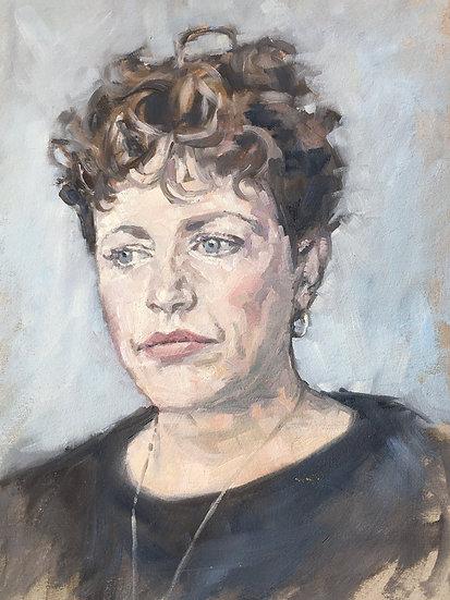 Portrait of Annie Mac