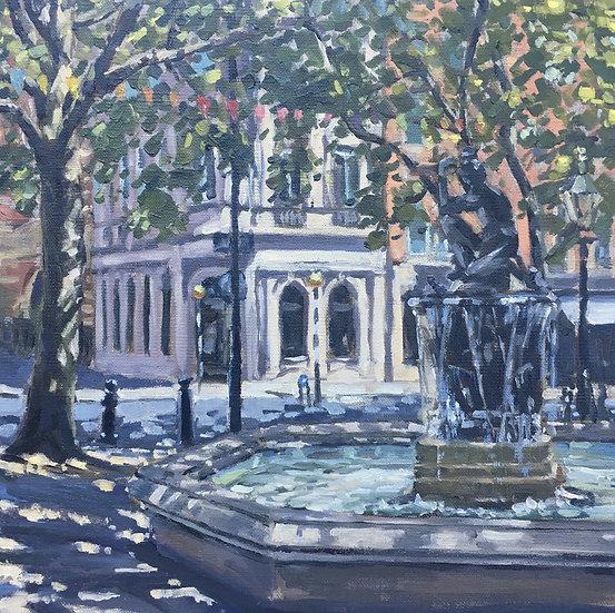 Sloane Square summer 21