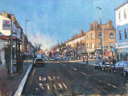 Northcote Road bus stop