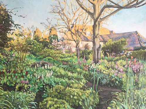 Garden commission