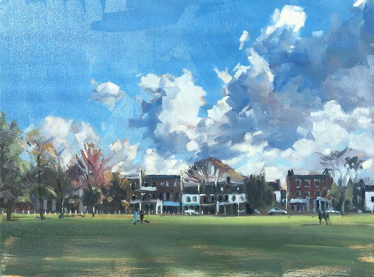 Wandsworth Common to Bellevue Road