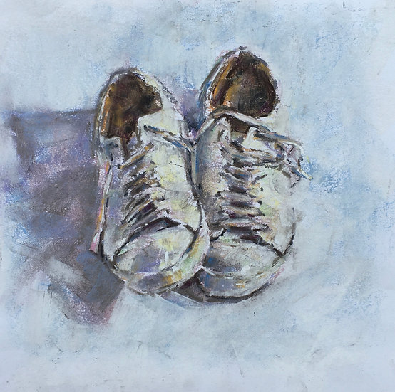 Trainers - from the lockdown series