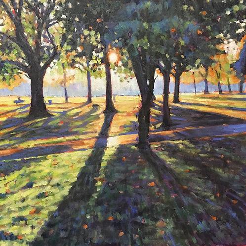 Wandsworth Common Autumn