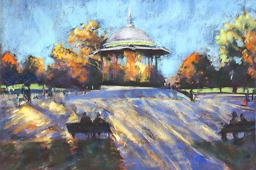 Clapham Common, Autumn