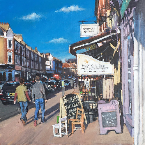 Northcote Road commission