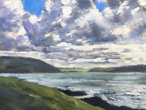 Brea Hill, Daymer Bay