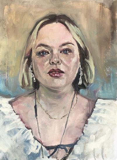 Portrait of Nicola Coughlan