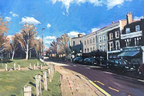 Bellevue Road - Wandsworth Common