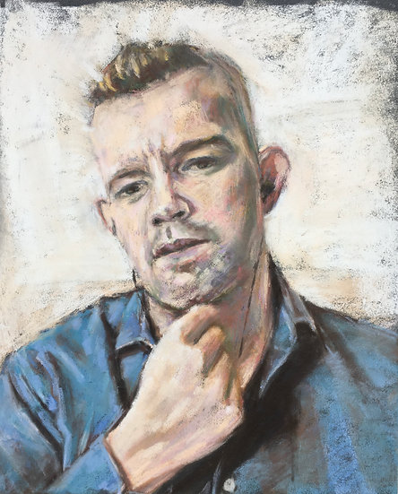 Portrait of Russell Tovey
