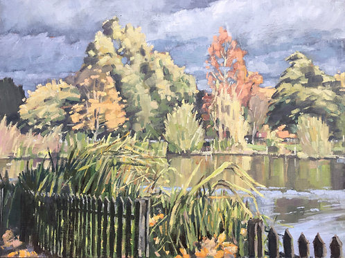 Mount Pond, Clapham Common