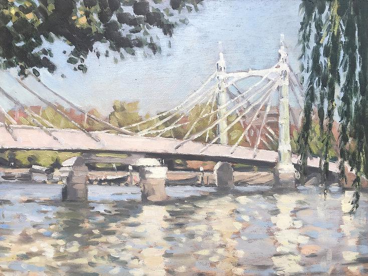 Albert Bridge Indian Summer