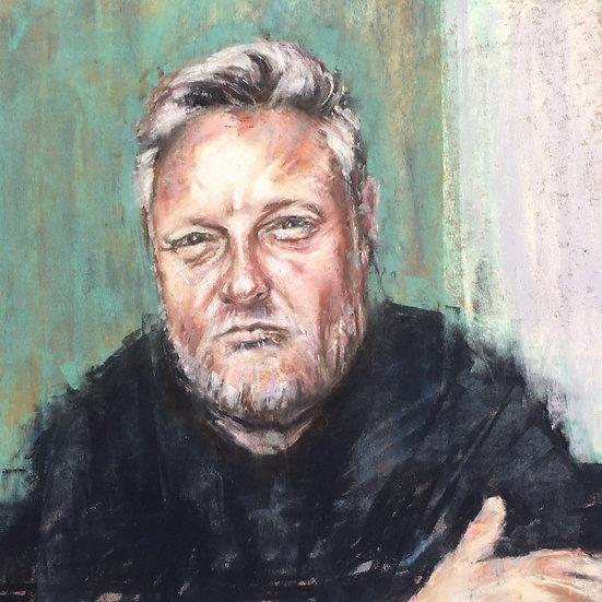 Portrait of Rankin