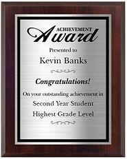 Kevin Banks Award.JPG