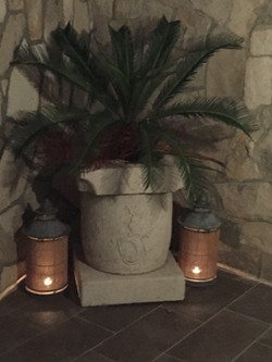 Evening decorations