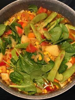 Vegetarian Garden Stew