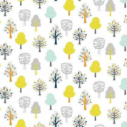 Woodland Friends - Trees